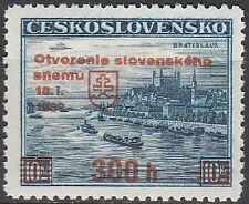 Czech Republic & Czechoslovakia Historical Events Stamps