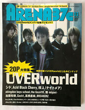 Arena 37C #318 Mar 2009 Japanese Music Magazine SuG Gackt Miyavi J-Rock Gazette