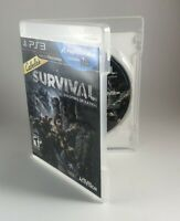 Cabela's Survival: Shadows of Katmai Video Game Playstation-3 Ps3