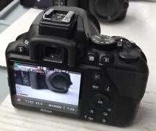 ✅ Nikon D3500 DSLR Camera ‼️BODY ONLY‼️ Black ‼️read Description ‼️TESTED