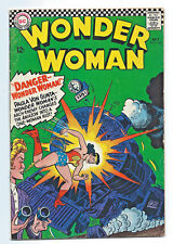 DC Comics: Wonder Woman #163  8.5+!