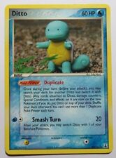 Ditto (Squirtle) - 40/113 Ex Delta Species - Pokemon Card