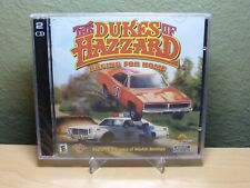 The Dukes of Hazzard Racing For Home Windows PC Game HDCD 2 Discs New Rare