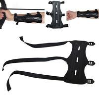 Protector de antebrazo Cuero Tiro con arco brazo protector Brazo de protección