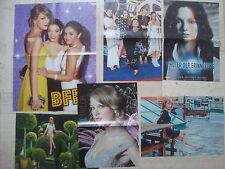 6 fantastic Taylor Swift magazine poster Large Lot#2