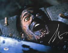 Bruce Campbell Signed 11x14 Photo PSA/DNA COA Army of Darkness Evil Dead Picture