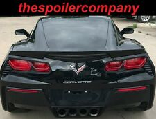 FOR CHEVROLET CORVETTE C7 PAINTED Factory Style Rear Spoiler Wing 2014-2018