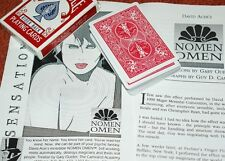 Nomen Omen - David Acer (Camirand Academy) - new look at the Name deck Tmgs