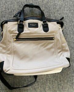Radley London Womens Spring Park Convertible Nylon Backpack (300