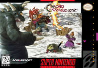 Chrono Trigger - SNES Super Nintendo - Cart Only - New Condition - Free Shipping