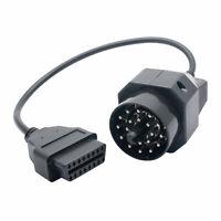 Cable Adaptador BMW 20 Pin a OBD 16 diagnosis mini rolls Conector Redondo OBD2