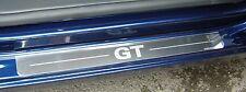 VW Volkswagen Golf Mk6 GT 4 Lower Door Sill Protectors Kick Plates