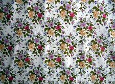 "Ecru//Cream Extra Wide 70/""-178 cm Poly Cotton 50/%-50/% Sheeting Fabric*NEW*"