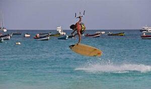 Kit Surf 5.3 et 5.5 plans Pdf planches bois/epoxy