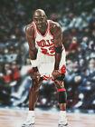 CANVAS Michael Jordan Chicago Bulls by Darryl Vlasak 16x12  Basketball NBA