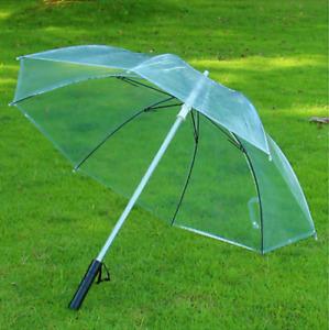 LED Umbrella 7 Colour Light Shaft Rain Cover Novelty Flashlight Cool Cosplay