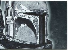 Star Wars Galaxy 4 Silver Foil Chase Card #7 Boba Fett