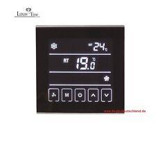 Raumthermostat LCD Thermostat Touchscreen T901 für Heizung Luft Klima Heizlüfter