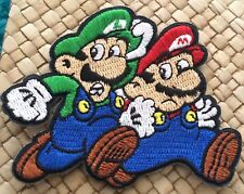 SUPER MARIO BROS IRON ON PATCH BUY 2 We Send Three Of These