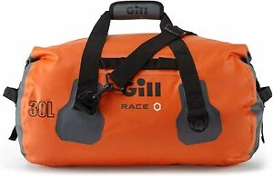 Gill Tango 30L Race Team Waterproof Bag With Non-Slip Shoulder Strap