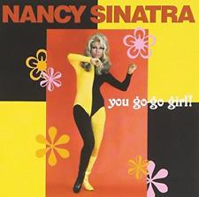 SINATRA,NANCY-YOU GO-GO GIRL (US IMPORT) CD NEW