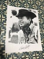 CARROLL SHELBY SIGNED ACCESSORIES CATALOG COVER ONLY COOL VERY COLLECTABLE!
