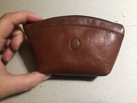 Real Leather Coin Wallet - Made In Portugal