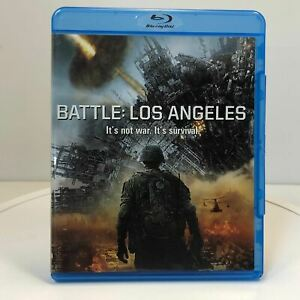 Used - Battle: Los Angeles - Blu-ray