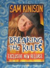 Sam Kinison Breaking The Rules VHS Video Tape Brand New Sealed