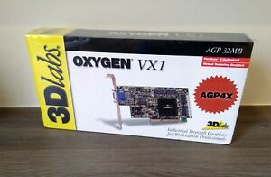 3DLabs Oxygen VX1