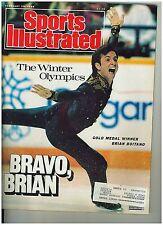 Feb 29, 1988  Sports Illustrated Sports Skater Brian Boitano
