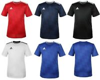 Adidas Men Condivo 18 Short Sleeve T-Shirts Soccer Football Climalite Tee Jersey