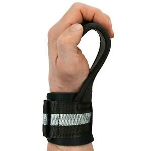 Handbandage Gelenkstütze Fitness Handstütze mit Schlaufe Bandage Gym Zughilfe