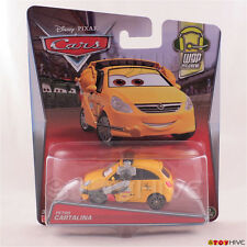 Disney Pixar Cars Petro Cartalina - 2016 WGP Pit Crew #1 of 10 by Mattel