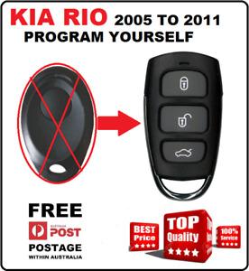 Suitable for KIA RIO JB REMOTE FOB KEYLESS ENTRY 2005 2006 2007 2008 2009 2010