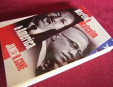 Martin & Malcolm & America: A Dream or a Nightmare ~ James H Cone Groundbreaking