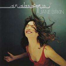 Jane Birkin - Arabesque (NEW CD)