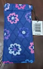 NWT Vera Bradley SUNGLASS SLEEVE readers case eye eyeglass case for tote purse