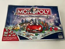 MONOPOLY THE HERE AND NOW LIMITED EDITION 2005 BOARD GAME
