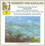 MOZART Wolfgang Amadeus - Requiem - CD Album