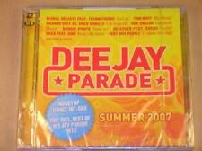 BOITIER 2 CD / DEE JAY PARADE SUMMER 2007  / NEUF SOUS CELLO