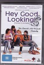 Hey Good Looking (Comme t'y es belle!) - DVD PAL Region 4 Brand New Sealed