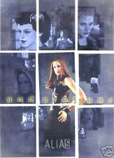 Alias Season 2 U1-9 Undercover set Jennifer Garner