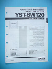 Service Manual für Yamaha YST-SW120  ,ORIGINAL