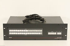 Extron Switcher Video Broadcasting And Recording