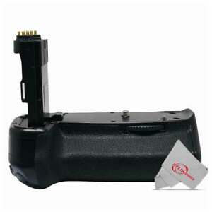 Vivitar BG-E21 Deluxe Battery Power Grip for Canon 6D Mark II Digital SLR