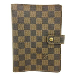 Louis Vuitton Damier Agenda MM Notebook Cover /90708
