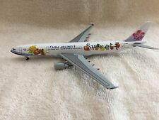 """DRAGON WINGS CHINA AIRLINES A330-300  -   """"SWEET""""   -  LTD EDT -  NEW IN BOX"""