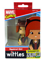 Squirrel Girl Wittles 2018 SDCC Debut Exclusive Wooden Doll Entertainment Earth