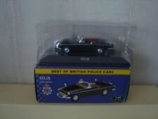 Atlas Best Of British Police Cars MGB     MIB